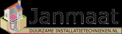 Janmaat Duurzame Installatie Technieken Logo